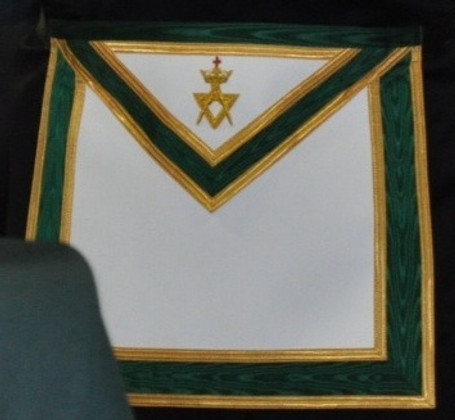 American Allied Masonic Member Apron