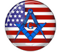 Masonic US Flag Car decal