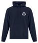 Masonic Fleece Hoodies. Assorted Colors   Size small to 4XL!