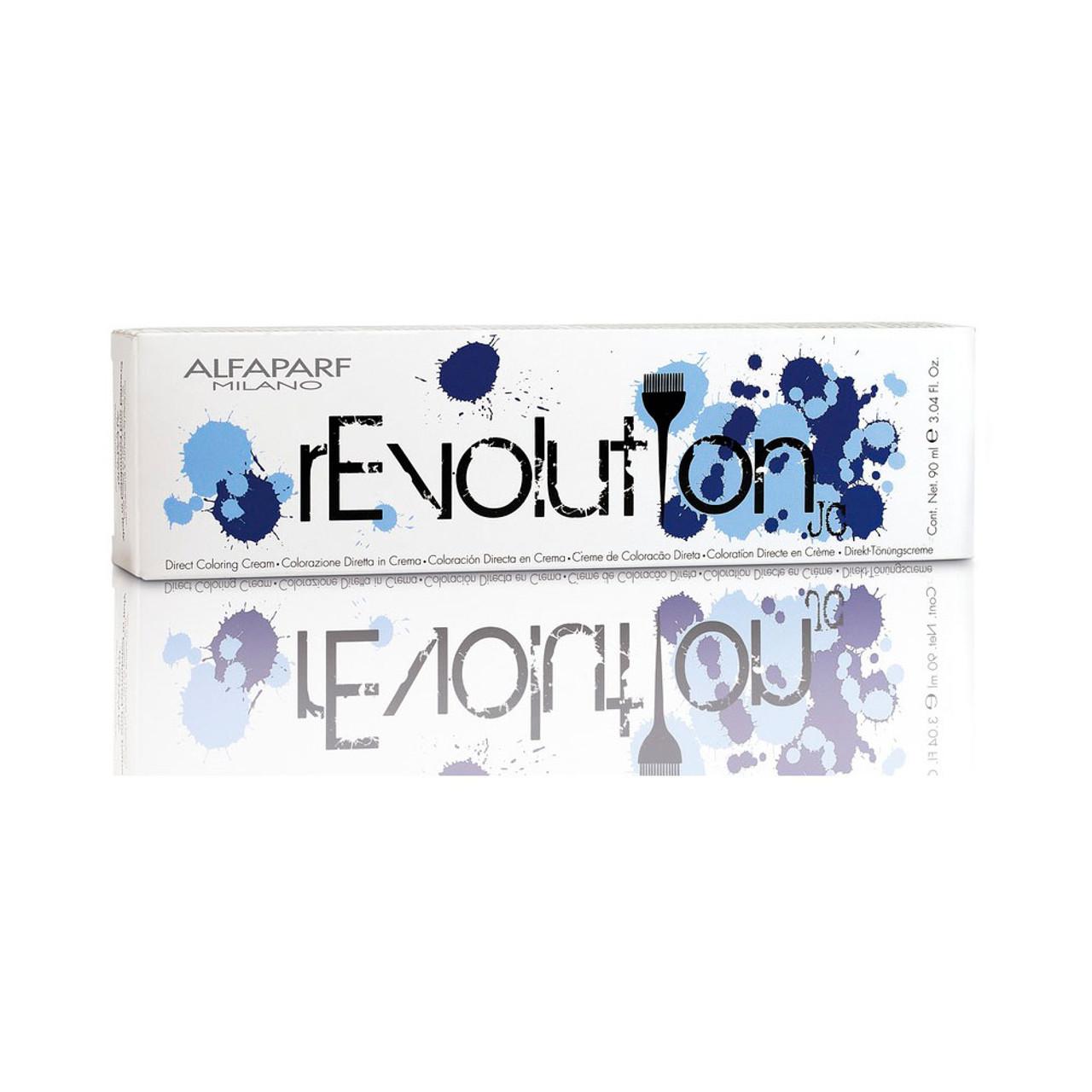 Alfaparf Revolution Jc True Blue Coloring 90ml 3 04fl Oz Bkeratin Professional