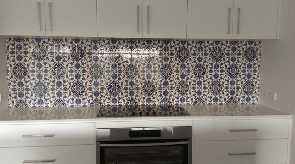 Kitchen Backsplash -  Dubbo, New South Wales - AUSTRALIA