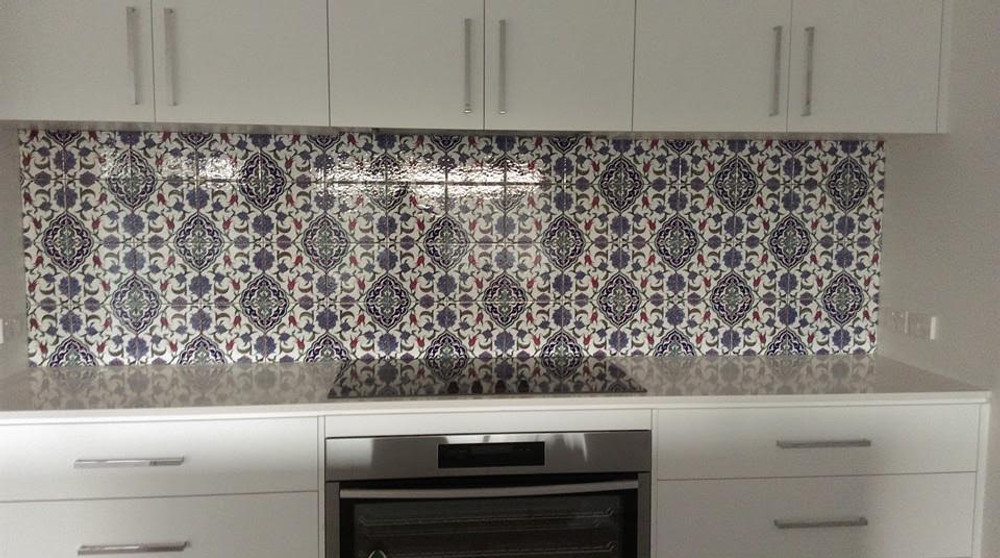 Kitchen Backsplash -  Dubbo, New South Wales - AUSTRALIA