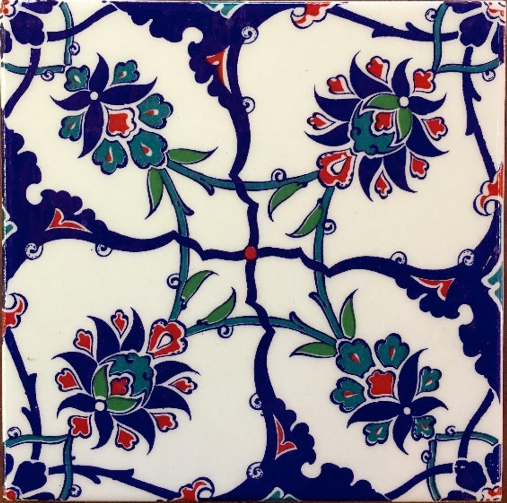 """20x20cm (8x8"""") tile"""