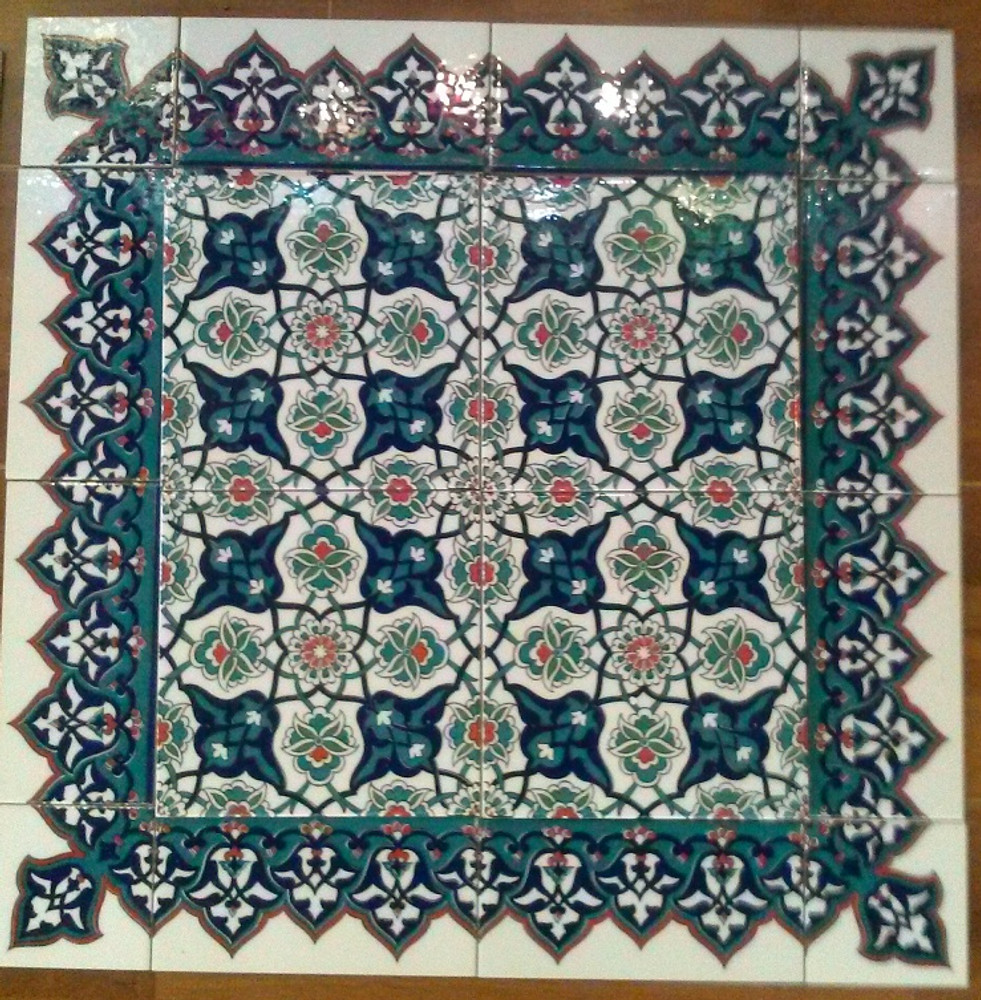 Turkish Delight with Border 13