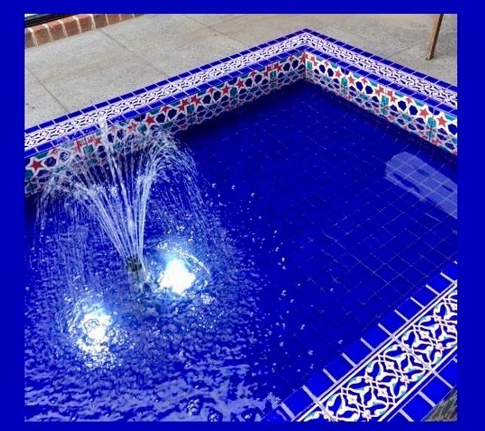 Tiled Pool Brisbane, Australia