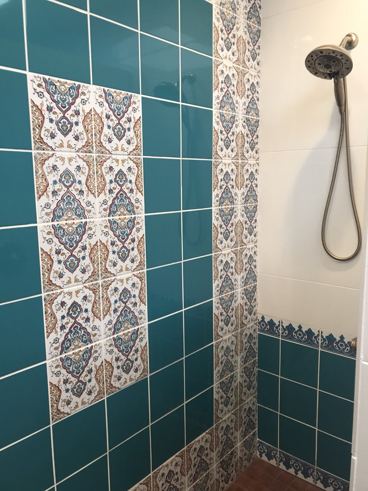 Shower, Albuquerque, NM USA Courtesy of: Christopher Tracy Design