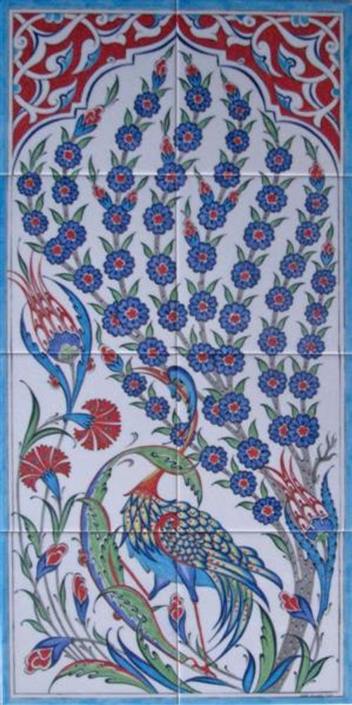 40x80cm ceramic tile panel