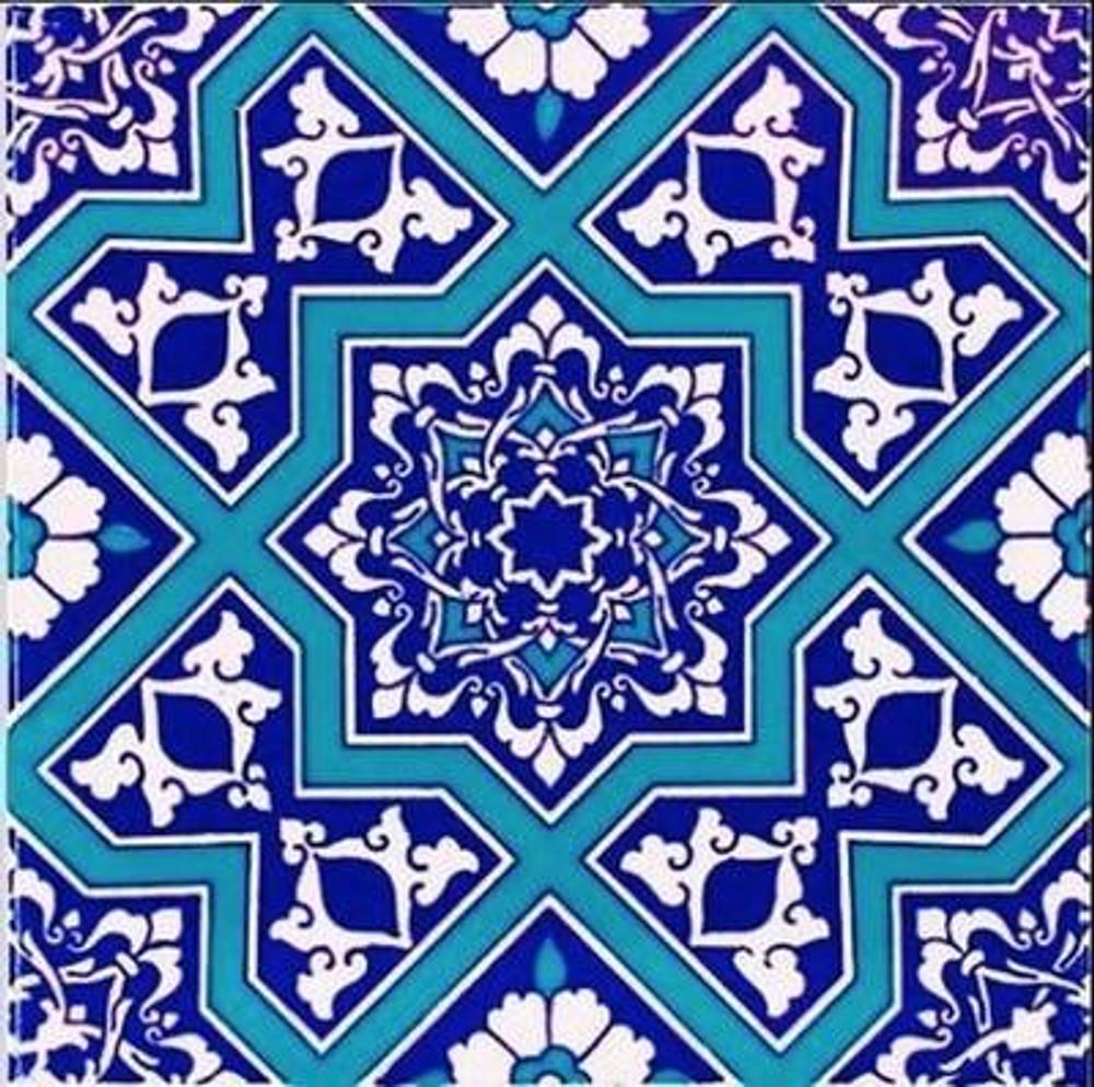 Brave New World Ceramic Floor Tile