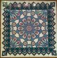 Kaleidoscope World with Border 13