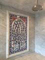 Traditional Iznik Art Shower - Encino, California