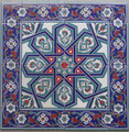 4pc tile design with border - 43