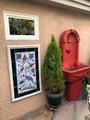 Wild Spring installed courtesy of client: Long Beach, California USA