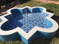 Continuous Weave Design Ceramic Wall Tile