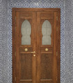 Floral Dream  Doorway Entrance  Hawalli, Kuwait