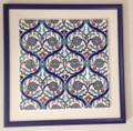 Framed Tile wall art
