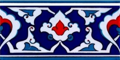 """Border Tile 4x8"""" (10x20cm)"""