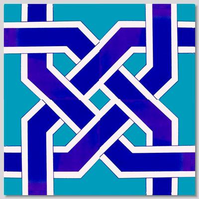 40x40cm 4pc wall tile design
