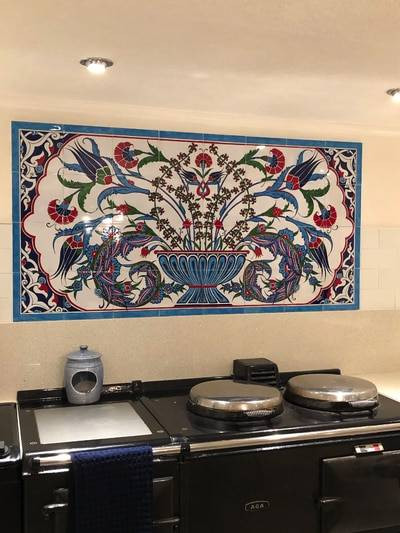 Installed work Perthshire, Scotland