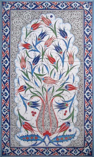 60x100cm - Ceramic Tiles Wall Mural