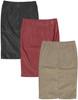 BGDK Ladies Leather Skirt