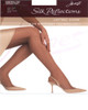 Hanes Silk Reflections Control Top Sandal Foot Lasting Sheer Pantyhose