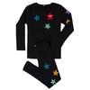 Noggi Boys Girls Unisex Star Cotton Pajamas