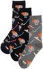 Memoi Boys Sports Themed Socks - MFB-2004
