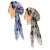 Woman Hearts Pre-tied Headscarves