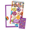 Assorted Donuts Seal & Send Stationery 760-1052