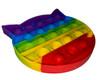Kids Rainbow Pop-It Fidget