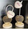 Heart Multi-Function Desk Lamp