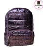 Bari Lynn Pink Cheetah Star Backpack - BLPCSB