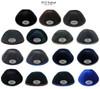 Yarmulka w/ Vinyl Initial On Design Circle