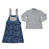 Girls Patterned 2Pc Outfit