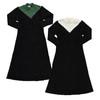 Girls Velour Shabbos Robe