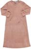 Girls Velvet Double Ribbed Nightgown