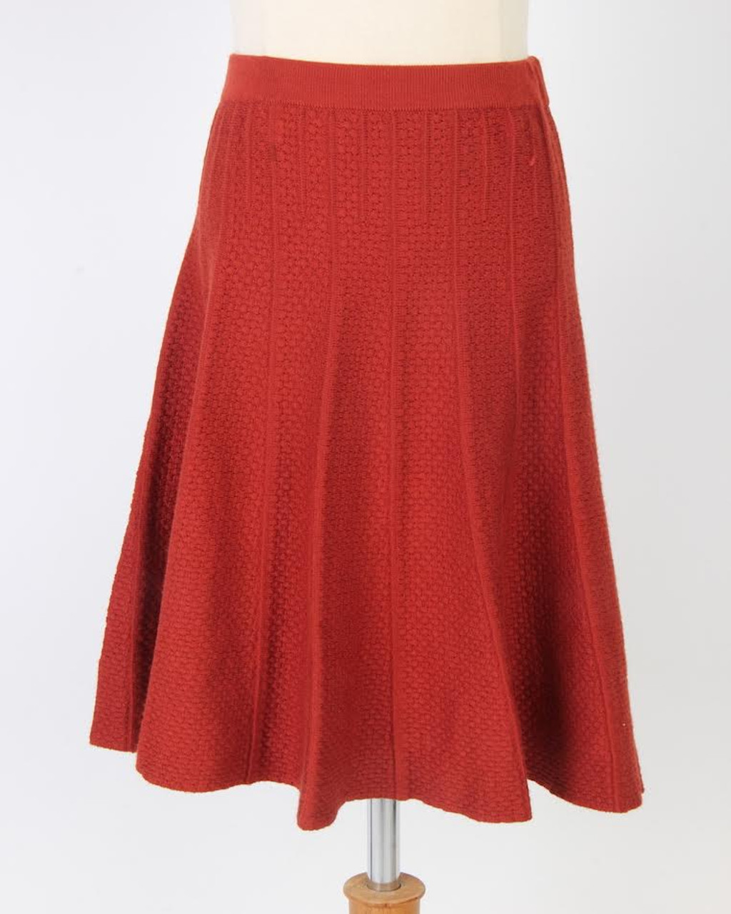 BGDK Girls Basket Weave Skater Skirt