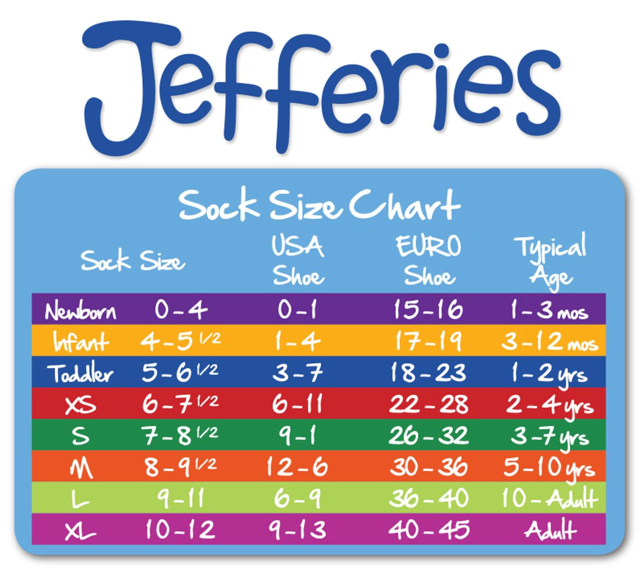 Jefferies Seamless Big Hug Knee High 2 Pack