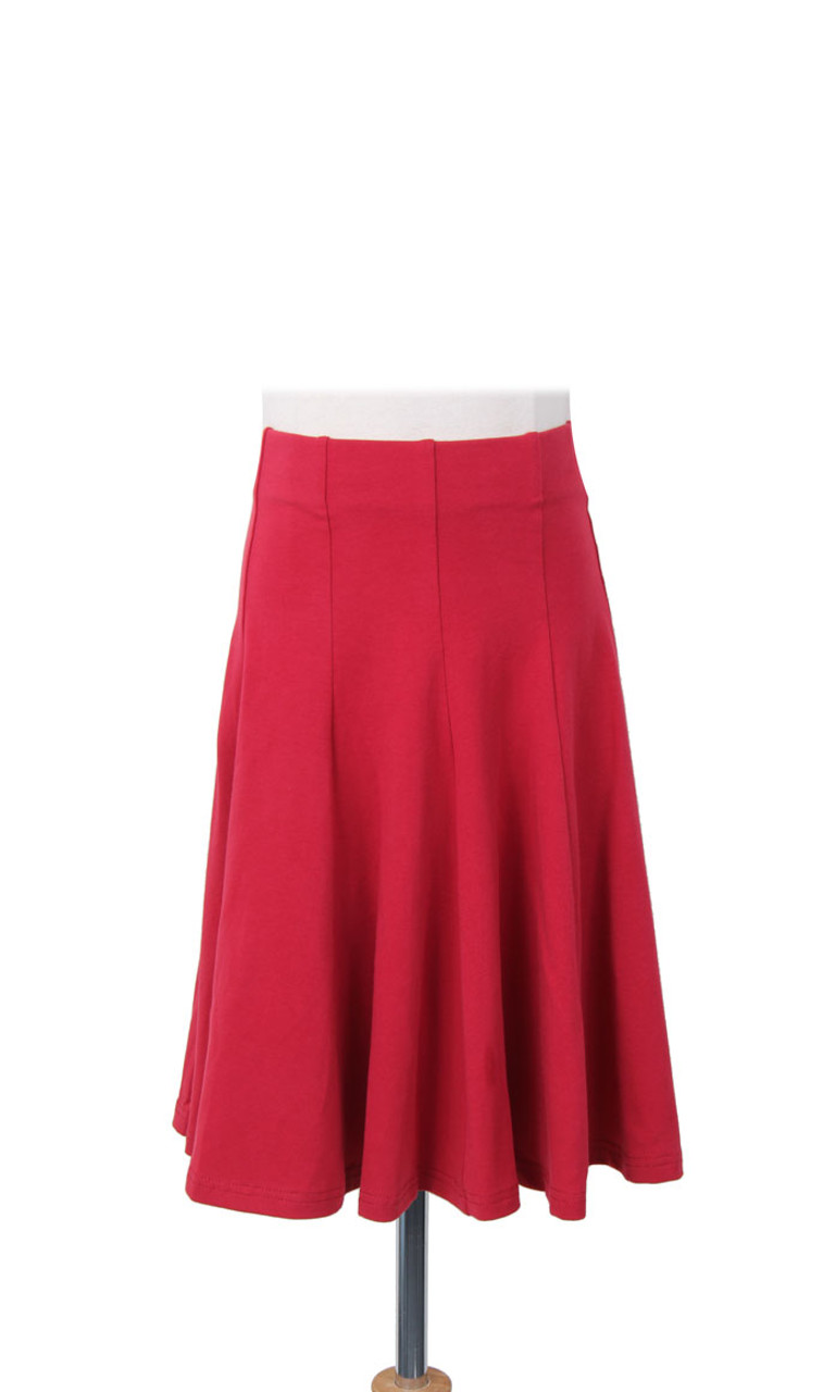 fdaac5870c Burgundy. Grey. Mauve. Mulberry. Royal Blue. BGDK Girls Panel Skirt ...