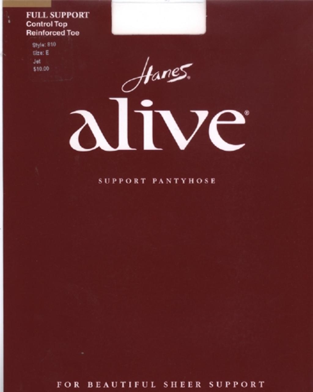 Hanes Alive Pantyhose