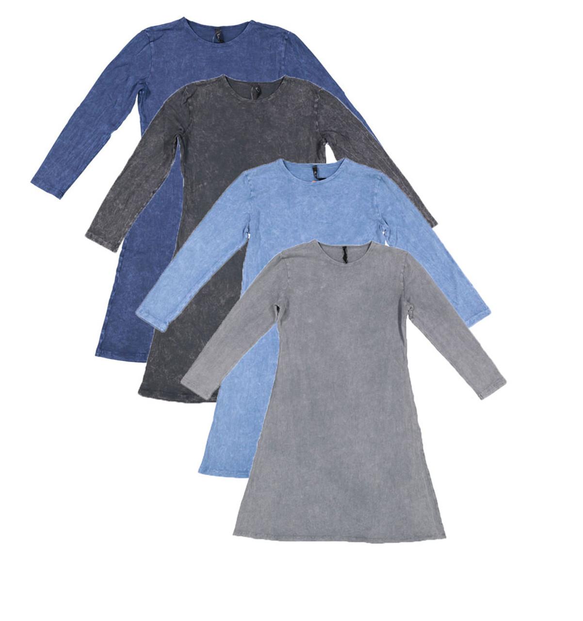 Kiki Riki Girls' Stone Wash Dress
