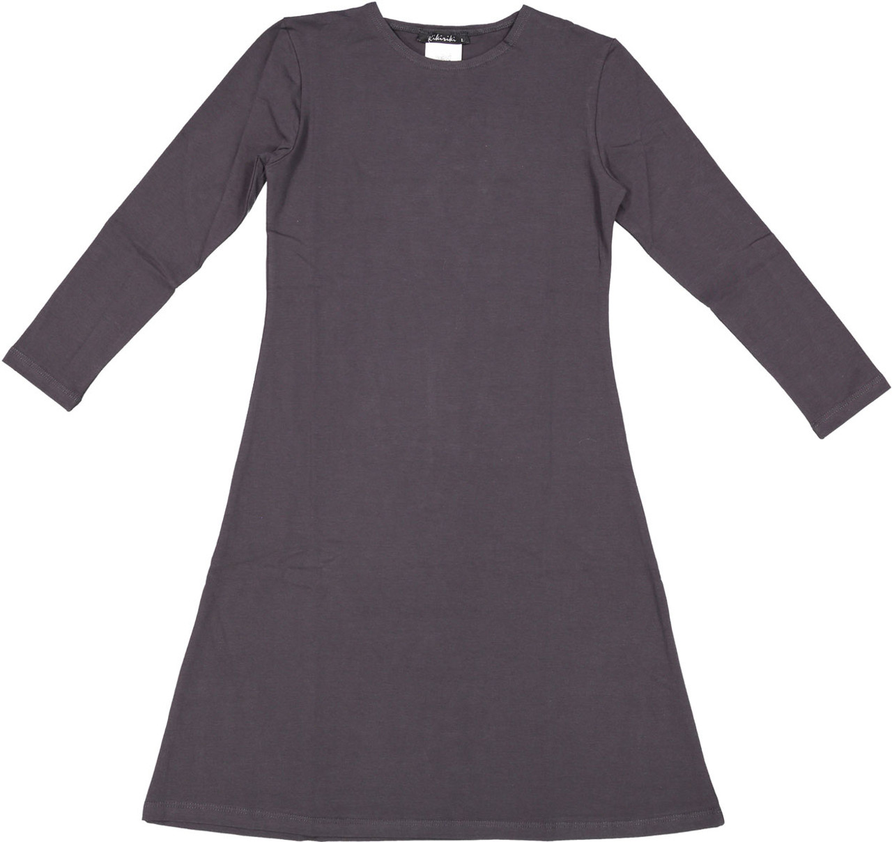 Kiki Riki Girls L/S Cotton Dress