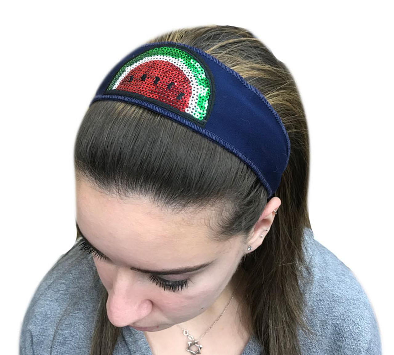Watermelon Patch Headband