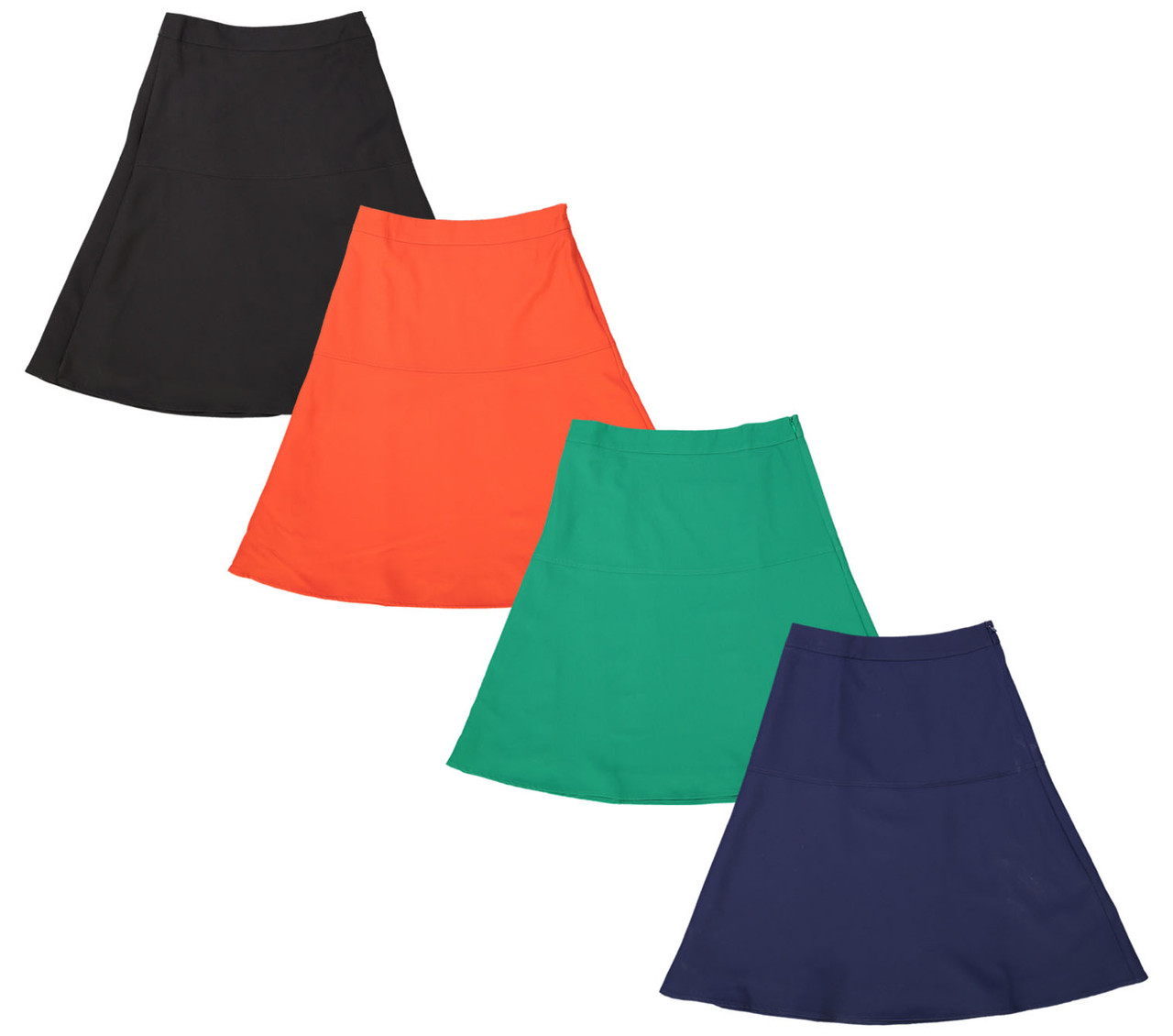 BGDK Ladies Woven Skirt