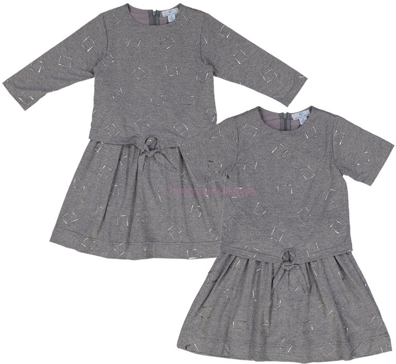 WHITLOW & HAWKINS GIRLS DRESS - 1172