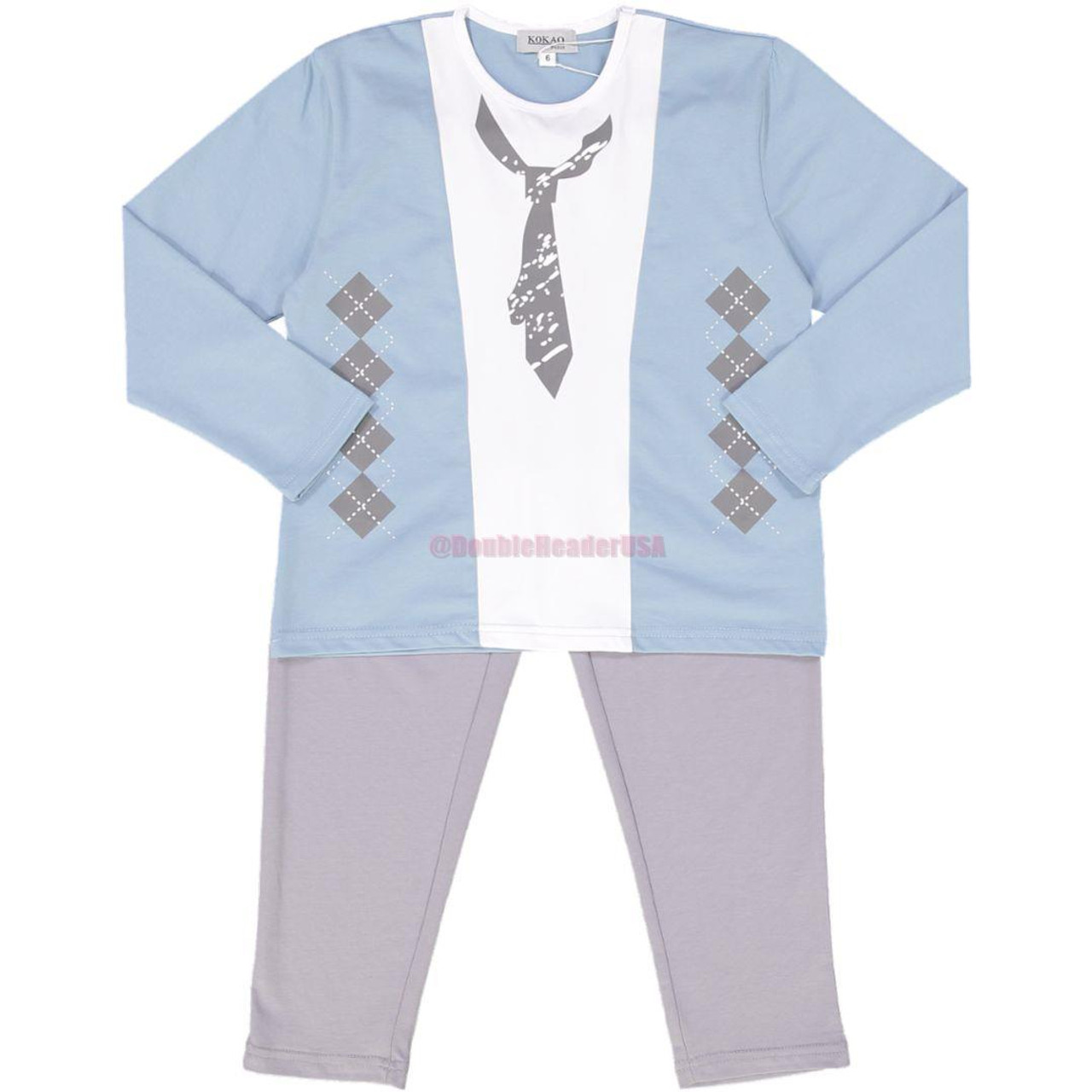 Kokao Boys Cotton Pajamas - BS1904P