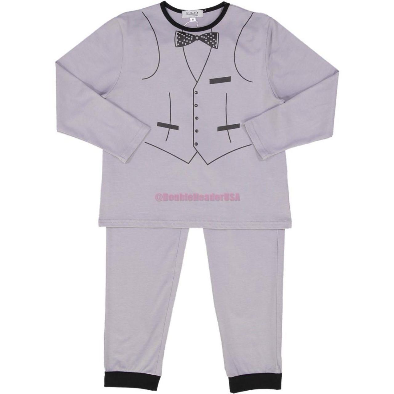 Kokao Boys Cotton Pajamas - BS1908PB