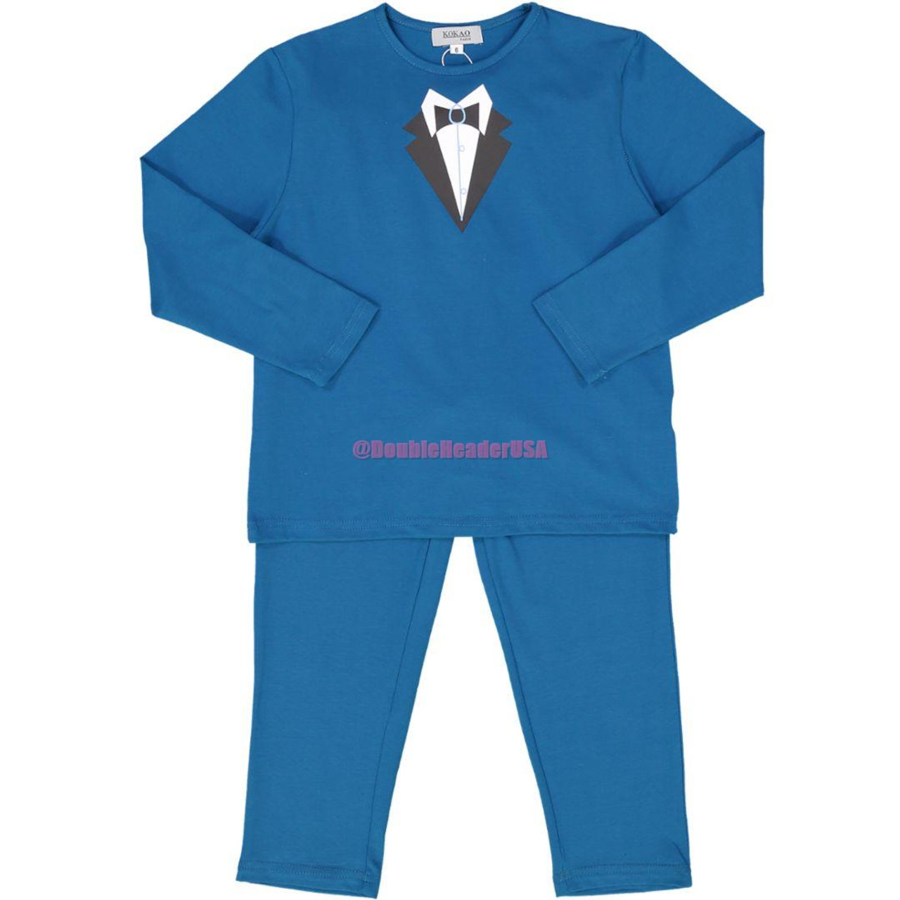 Kokao Boys Cotton Pajamas - BS1909P