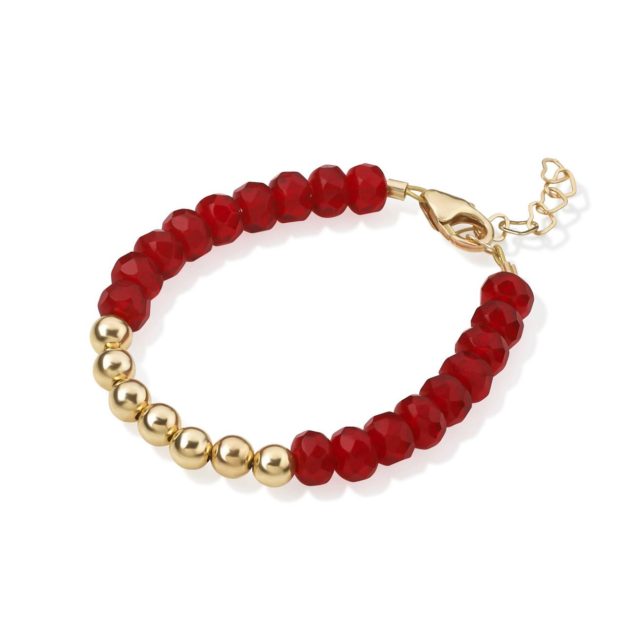 Crystal Dream Baby Bracelet - B1915, S
