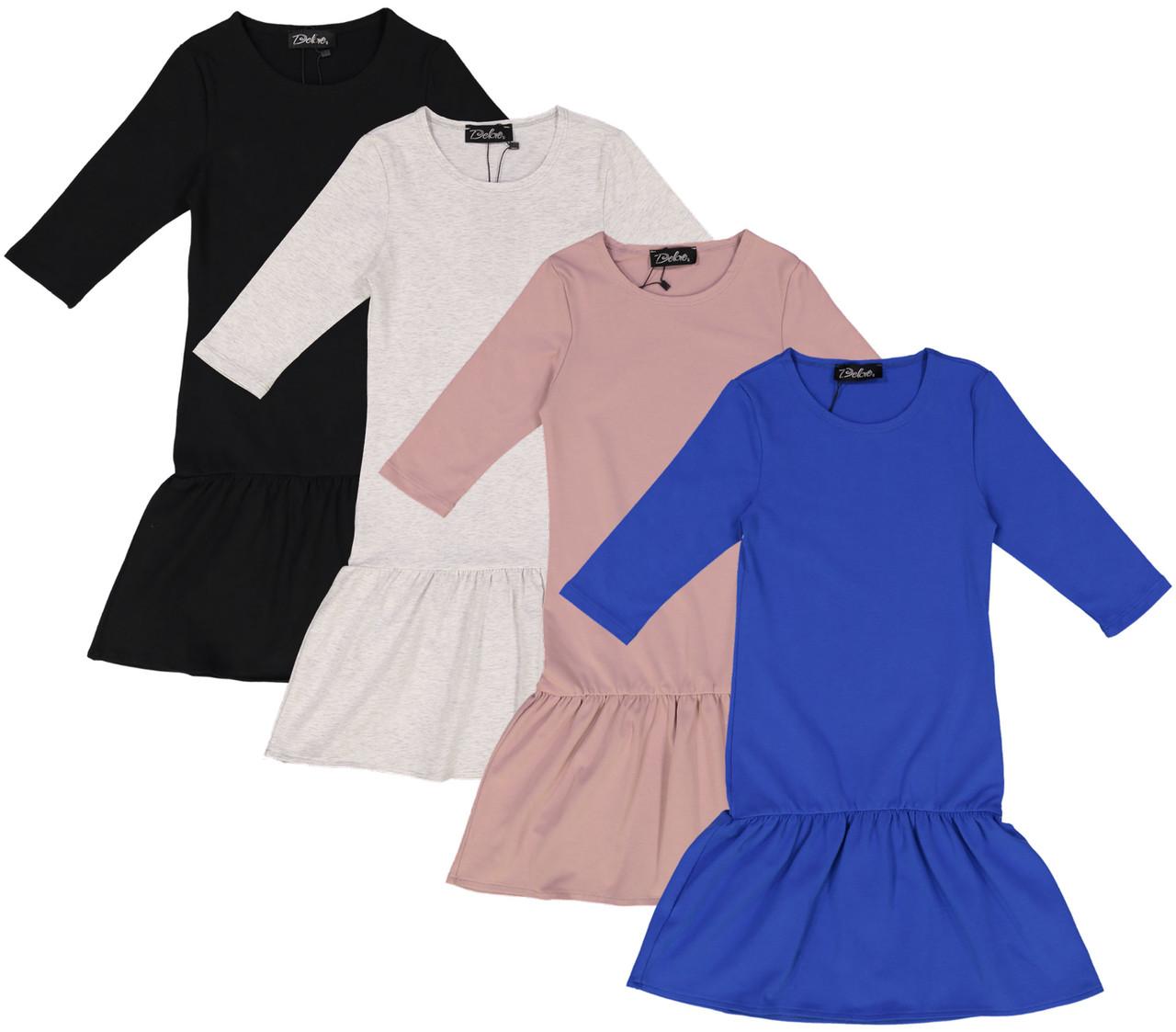 Delore Girls Cotton Dress
